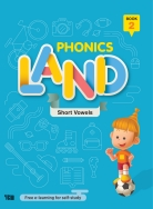 Phonics Land 2 (free e-learning for self-study)
